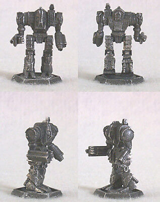 Battletech Zinnfigur BT - 666 Grizzly
