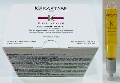 Concentre Pixelist 10 X 12ML + Booster Densite 120ML Kerastase