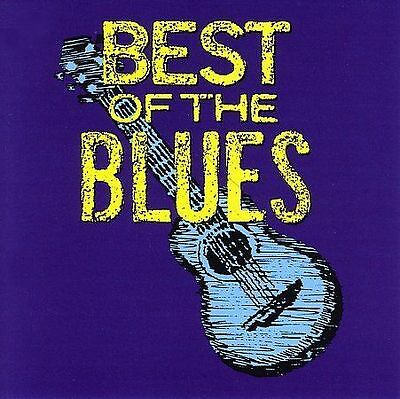 Various Artists : Best of the Blues CD