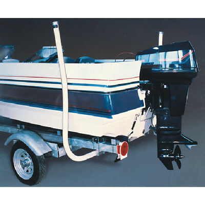 "50"" PVC Pole Boat Loading/Launching Trailer Guides"