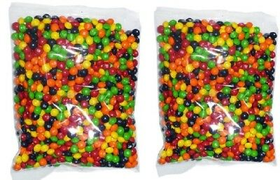 Bulk Lot 2 kg  x Skittles Fruit Lolly Fruity Candies Buffet Candy Party Lollies