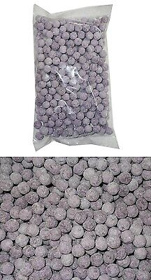 Bulk Lot 2 x Lagoon Fizzoes Purple 2kg Bag Candy Buffet Lollies Sweets Party New