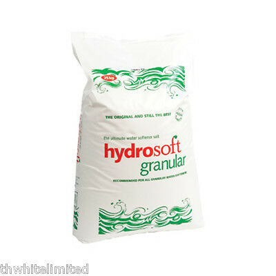 Granular Salt 25Kg Bag Hydrosoft Water Softner | Fcc Food Grade (Ff)