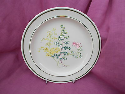 J & G Meakin Trend HERBS Side Plate. Diameter 7 inches