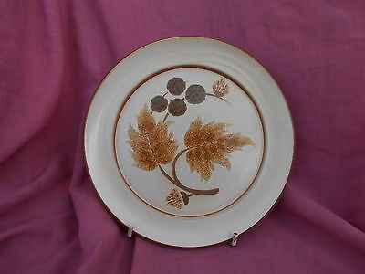 Denby COTSWOLD  Dessert Plate. Diameter 8 inches.