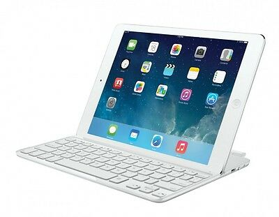 Logitech Ultrathin Keyboard Cover for iPad Air White (ESP Layout - QWERTY)
