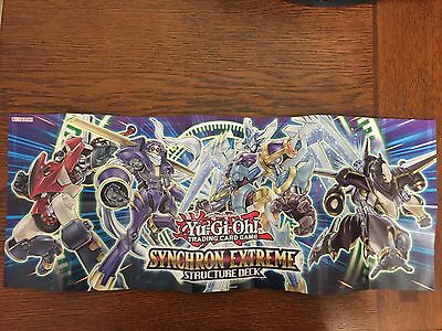 Paper Playmat - Synchron Extreme Structure Deck - Yu-Gi-Oh! - Yugioh