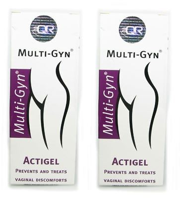 Multi-gyn Actigel Treatment - 50ml (Pack of 2)
