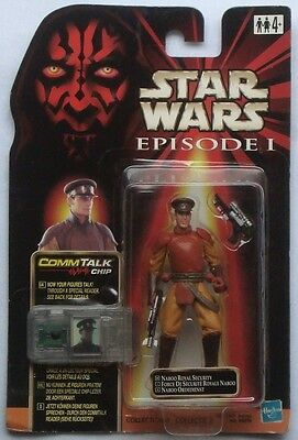 Star Wars: Episode 1 - Naboo Royal Security / Hasbro