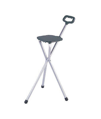 Walking Stick – Tripod Seat Stick