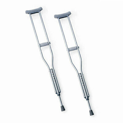 Underarm Crutches Aluminium –  Days Healthcare *Brand New*