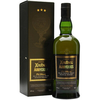 Ardbeg Auriverdes Limited Edition Scotch Whisky 700mL