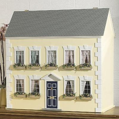Dolls House Emporium Amber House Dolls House Kit 12th Scale