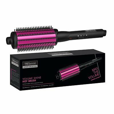 Tresemme Volume Shine Hot Brush - Instant Body With A Smooth Finish! Up To 200C