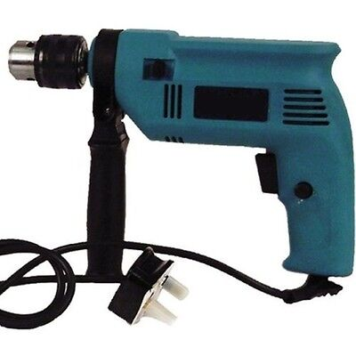 Heavy Duty 500W Electric Impact Hammer Drill Driver Screwdriver Warranty