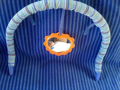 Rock N Play Sleeper Replacement Cover Bouncers Vibrating