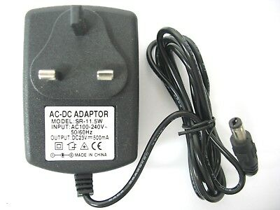 400Ma/0.4A 23V Ac/dc Mains Regulated Switching Power Adaptor/supply/charger/psu
