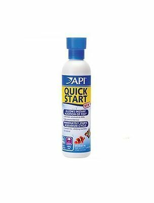 API Quick Start Water Conditioner Live Bacteria  118ml