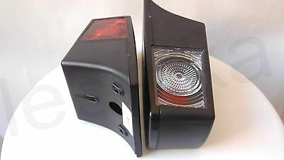 2x Cab Marker Lights Lamps Cabin for SCANIA 112 - 113 Red/White 24V R10W NEW
