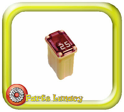 25 Amp Cream MJC Fusible Fuse Link