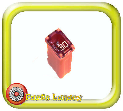 30 Amp Pink MJC Fusible Fuse Link FOR Ford Everest 2015 On