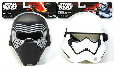 Star Wars The Force Awakens Travestimento Maschera Scegliere Kylo Ren/