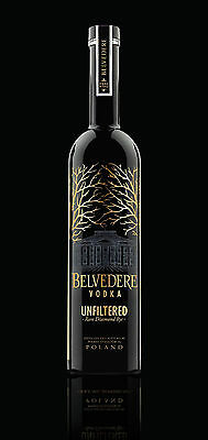 Belvedere Unfiltered Vodka (700ml)