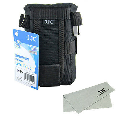 JJC Deluxe Lens Pouch Bag Case  for Canon ZOOM LENS EF-S 17-55mm 1:2.8 IS USM