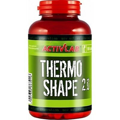 ActivLab Thermo Shape 2.0 fat burner lose weight - 90caps. free shipping !