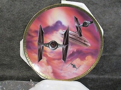 Star Wars Plate Collection-Tie Fighters
