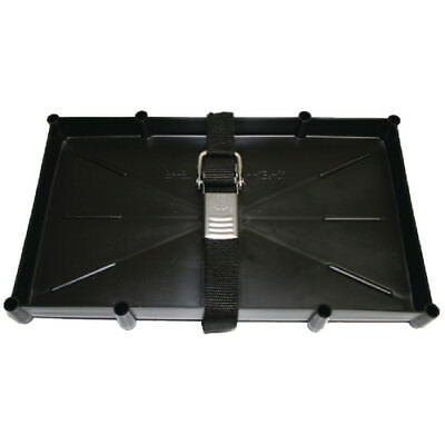 Marine/Boat Group 24 Battery Tray Holder with Stainless Steel Buckle
