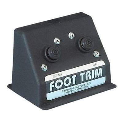 Floor Mounted Hot Trim Foot Trim & Jack Plate Switch