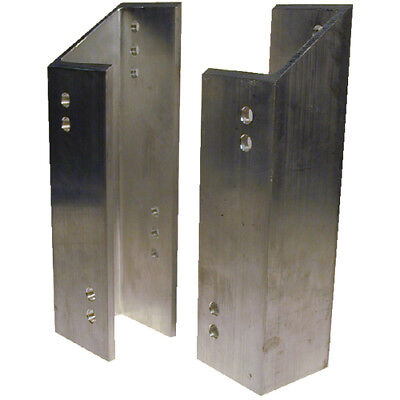 """Marine/Boat Hi-Jacker Fixed Outboard Jack Plate Up to 150 hp with 4"""" Setback"""
