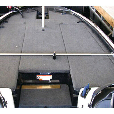 Bass Boat Complete Loc-R-Bar Storage Compartment Locking System