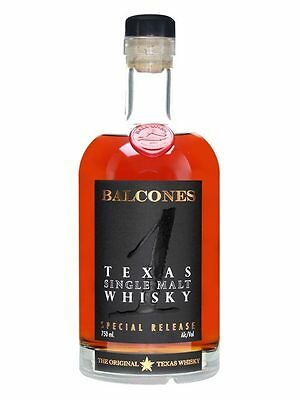 Balcones 1 Special Release Single Malt Whisky 750ml