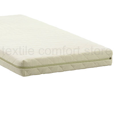 New Cot Bed Mattress Foam Baby Toddler Waterproof Quilted Sizes 120 60 / 140 70