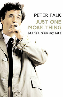Peter Falk - Just One More Thing (Paperback) 9780099509554
