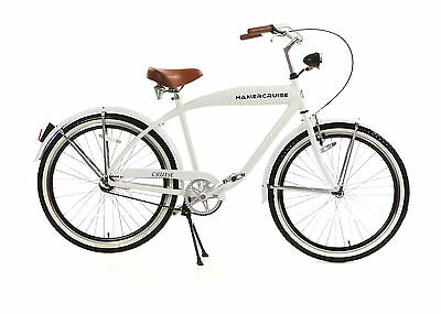 26 beachcruiser cruiser fahrrad shimano 7 gang. Black Bedroom Furniture Sets. Home Design Ideas