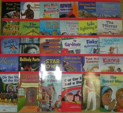 Trophies Below Level Readers Collections 30 Books 2nd Grade 2