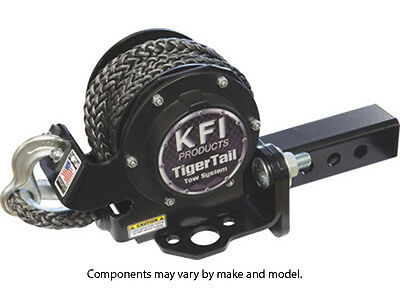 "KFI Tiger Tail Tow System 2"" Adjustable Mount Kit"