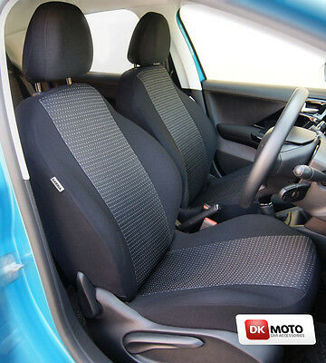 Tailored seat covers full set for Nissan Qashqai 2007 - 2013  full set