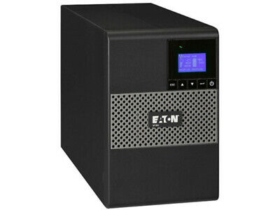 Eaton 5P 650VA/420W Tower UPS w/ LCD PC Server UPS 2 AU/3 IEC Outlets