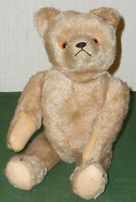 Old Teddy Bear 39 cm Stuffed Cloth Teddies