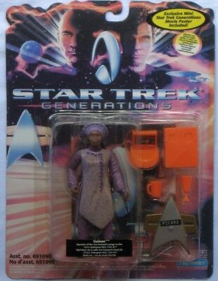 Star Trek Generations / Enterprise - Guinan / Playmates