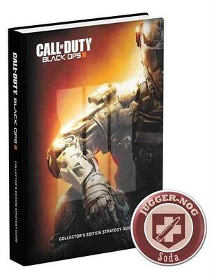 Call of Duty: Black Ops III Official Strategy Guide 9780744016451 by Prima Games