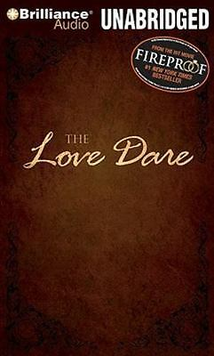 THE LOVE DARE brand new unabridged audio CD by KENDRICK ** FREE SHIPPING