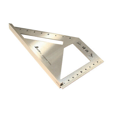 Right Angle Measuring Scales Woodworking Tool 45 90 Degree