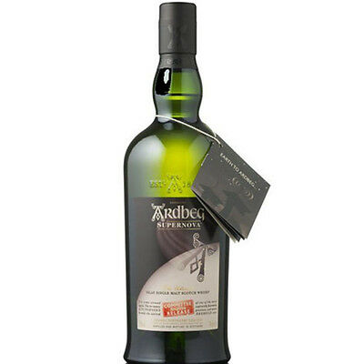 Ardbeg Supernova Committee Release Cask Strength Single Malt Scotch Whisky 700Ml