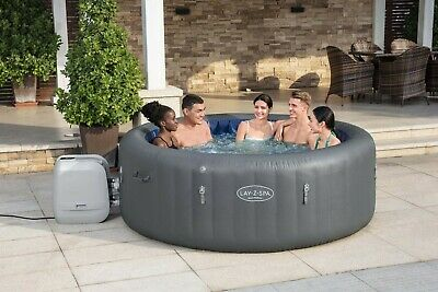 Bestway 2017 Lay-Z-Spa Paris 54148 Inflatable Hot Tub | Brand New for 2016