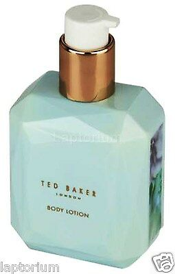Ted Baker Mint Blue Scented BODY LOTION Floriental Perfumed Moisturiser 250ml